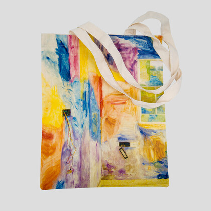 Zhang Enli / Limited Canvas Bag