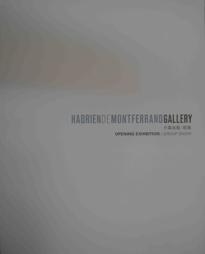 Hadrien de Montferrand Gallery/Group Show