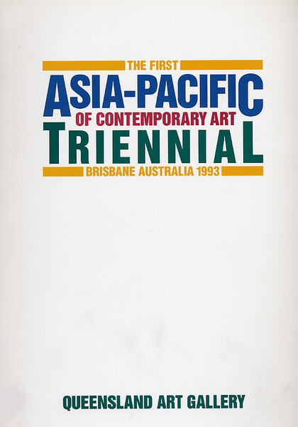 First Asia-Pacific Triennial of Contemporary Art